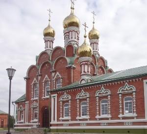 Храм в честь иконы Божией Матери «Скоропослушница», город Киселевск